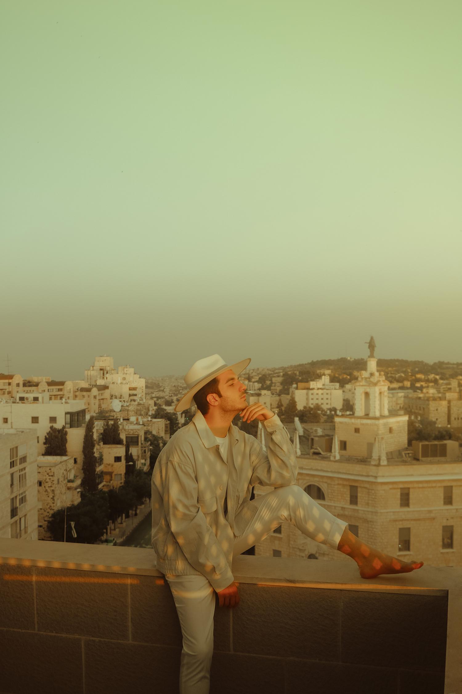 Vista Hotel Prima King Gerusalemme